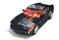 установка гидроник, вебасто на автомобили Porsche в Сургуте
