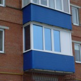 тонировка окон на балконах в Сургуте
